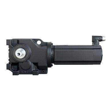 synchronous servo-gearmotor / asynchronous / orthogonal / bevel