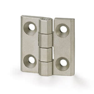 Stainless steel hinge / corner / screw-in / 270° CMM-SST ELESA