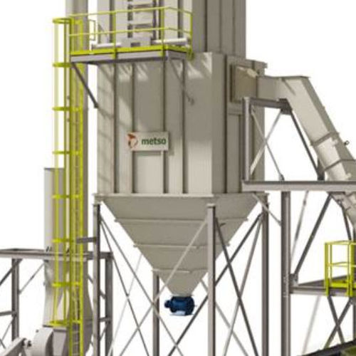 Gravity classifier / for solids / dry / mining Metso Corporation