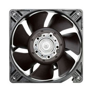 wall-mounted fan / axial / high-performance / compact