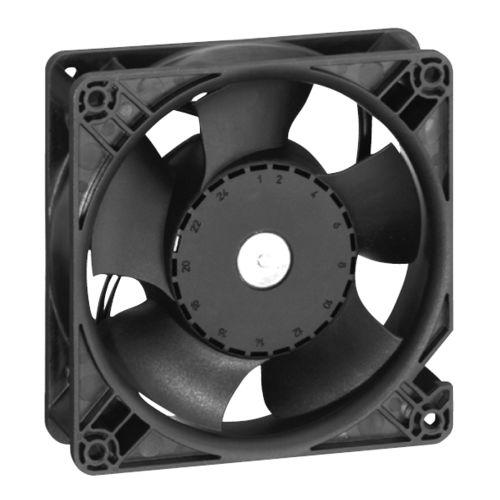 diagonal fan / cooling / DC / compact