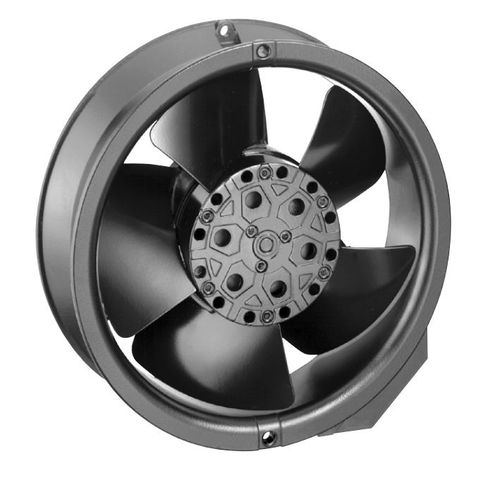 electronic fan / axial / cooling / industrial