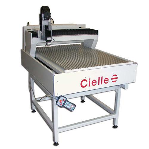 laser engraving machine / for glass / for aluminum profiles / desktop