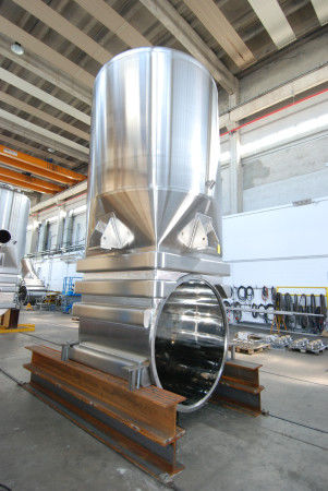 vacuum evaporator / rotary / process / for dairy products