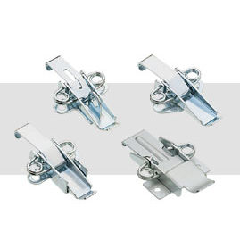 stainless steel draw latch / spring