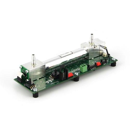 gas analyzer / flue gas / combustion / portable