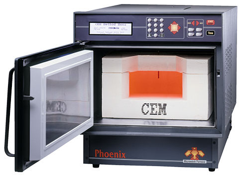 Crucible furnace / muffle / heating / microwave Phoenix CEM