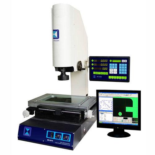 Video measuring machine / non-contact max. 400x300x200 mm | MVseries   Leader Precision Instrument Co. Ltd