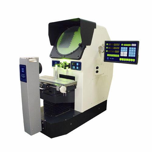 Horizontal profile projector 10 - 100X, ø 300 mm | HOC300  Leader Precision Instrument Co. Ltd