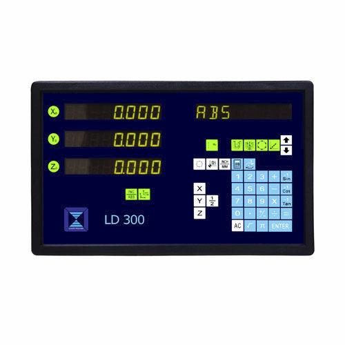 Position indicator / digital / panel-mount LD 300 Leader Precision Instrument Co. Ltd