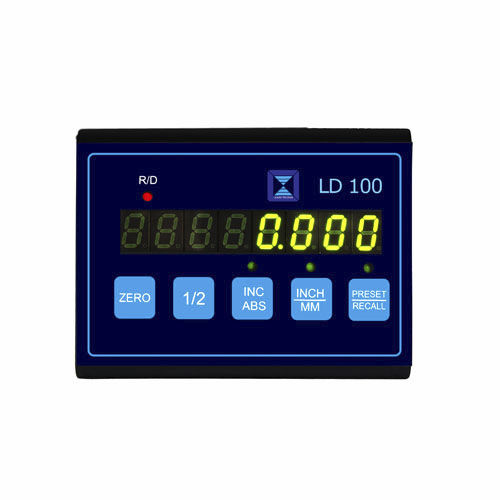 Position indicator / digital / panel-mount LD100 Leader Precision Instrument Co. Ltd