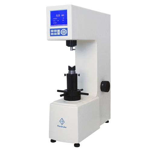 Rockwell hardness tester / bench-top / digital display