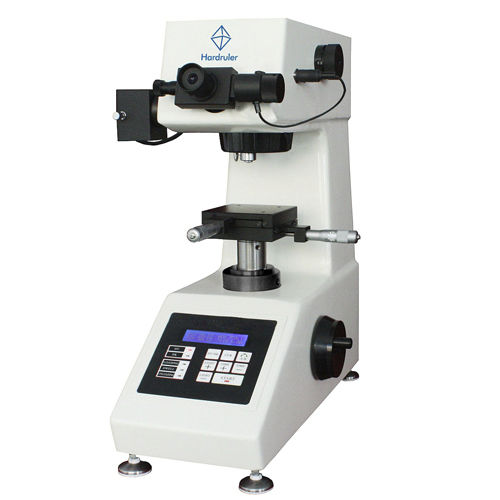 micro Vickers hardness tester / bench-top / motorized / for coatings