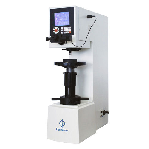 Brinell hardness tester / bench-top / digital display