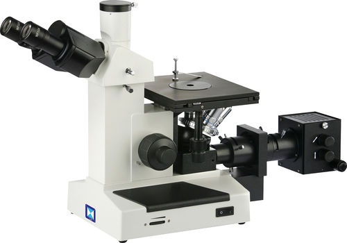 Laboratory microscope / digital camera / inverted / metallurgical LIM-303 Leader Precision Instrument Co. Ltd