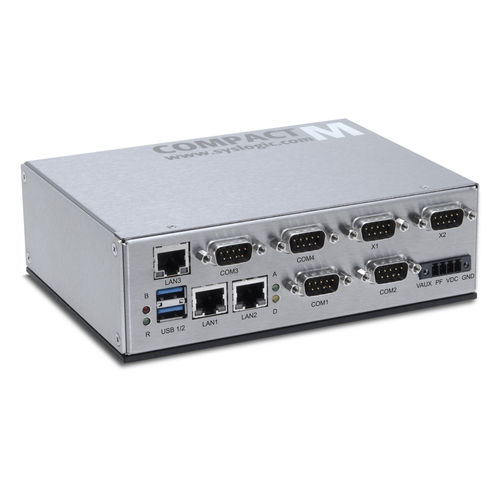 box PC / Intel® Atom E3800 / Ethernet / USB