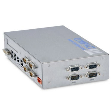 Embedded PC / box / x86 / Ethernet ML - IPC/COMPACT6 Syslogic GmbH