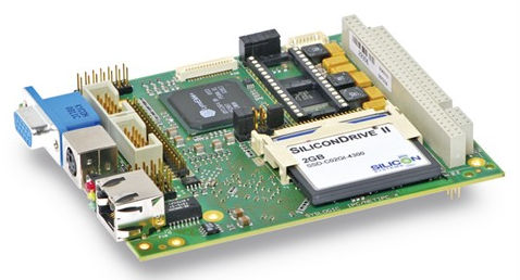 PC 104 single-board computer / DM&P Vortex86DX / embedded IPC/NETIPC-4 Syslogic GmbH
