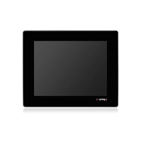 Touch screen panel PC / 1024 x 768 / Intel® Atom / HMI HMI system | Projective Capacitive Touch TFT/HVXXXPU71 Syslogic GmbH