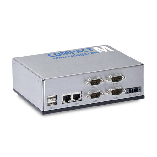 Embedded PC / DM&P Vortex86DX / RS-232 / compact Vortex86DX2 | M Embedded PC/COMPACT41 Syslogic GmbH