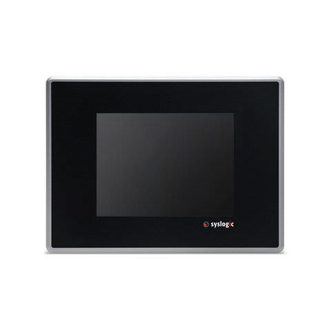 TFT LCD panel PC / resistive touch screen / DM&P Vortex86DX / compact