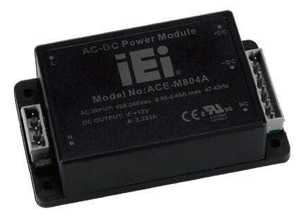 AC/DC power supply: DIN rail module 40 W | ACE-M804A   IEI Technology Corp.