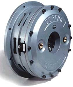 air tube multi-disc clutch and brake 210 - 49 500 Nm | BI-M-VS COREMO OCMEA