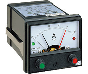 analog panel meter 5A | 2103 HIOKI E.E. CORPORATION