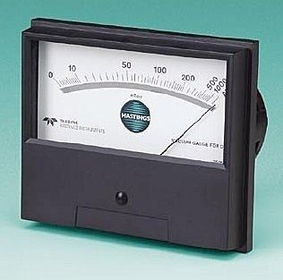 analog vacuum gauge 0 - 1000 &micro;Hg Teledyne Hastings Instruments