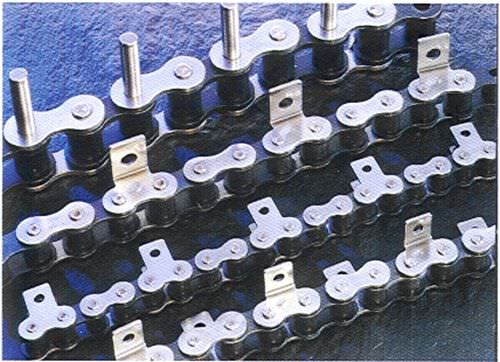 attachment chain Cross & Morse
