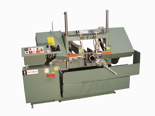 automatic dual column horizontal band saw W-9-1A1 WF Wells Inc