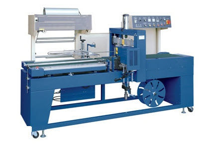 automatic side-sealer 450 x 150 mm | ASW 600-L American Packaging &amp; Plant Equipment