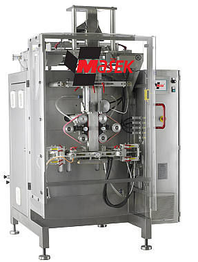 automatic V-FFS bagging machine (continuous motion) 5 - 200 p/min | SIGMA Masek, Rudolf - packaging and processing machinery