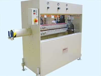 belt haul off unit for profile and tube extrusion line BA 030/BA 050/BA 100 Extrudex Kunststoffmaschinen GmbH