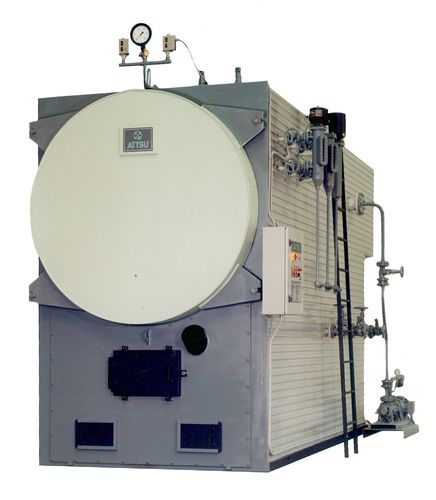 biomass steam boiler 0.5 - 12 t/h | CS model ATTSU TERMICA S.L.