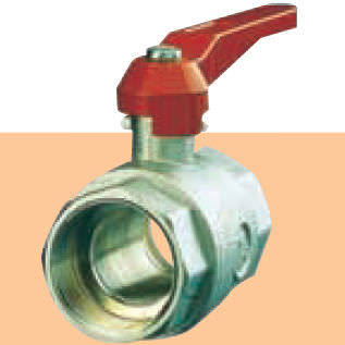 "brass ball valve 3/8"" - 2"", 20 bar  SOCLA"
