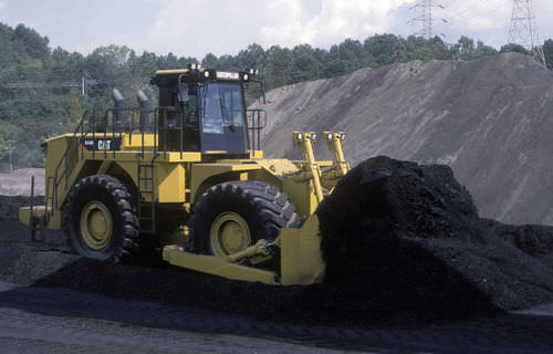 bulldozer for mining and quarrying 98 199 kg | 854K Caterpillar Global Mining