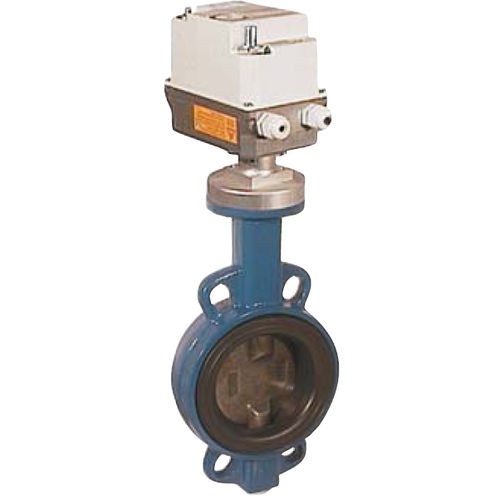 butterfly valve with electric actuator DN 40 - 80, PN 16 | TA-ES series END-Armaturen GmbH &amp; Co. KG