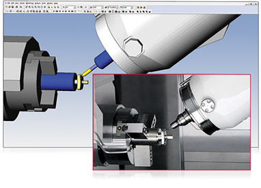 CAD / CAM software for 2 to 5-axis milling SolidMill™ ESPRIT BY DP TECHNOLOGY