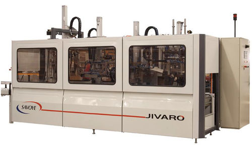 case sealer (hot melt glue) max. 900 p/h | Jivaro Savoye