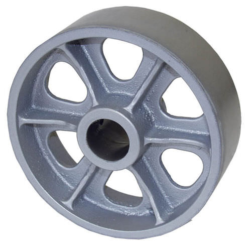 cast iron wheel &oslash; 3'' - 16'', 300 - 7 000 lb | CI series RWM Casters