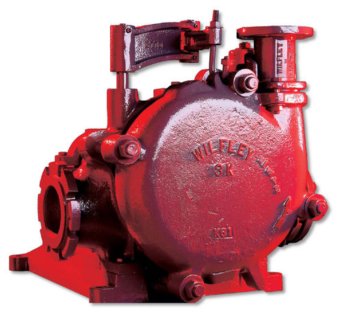 centrifugal pump for abrasive slurry max. 11 000 gpm (2 490 m³/h) | K A.R. Wilfley & Sons