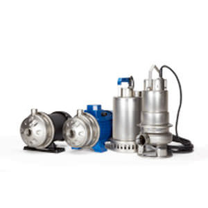 centrifugal pump for housing max. 575 V, 1 750 - 3 450 rpm CAT PUMPS®