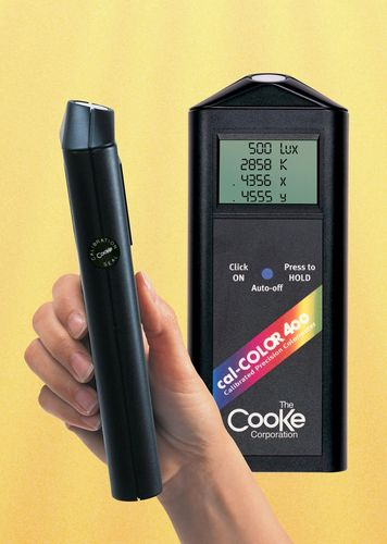 chroma meter cal-COLOR 400 Cooke Corporation
