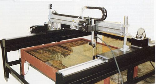 CNC plate cutting machine BUG-O SYSTEMS