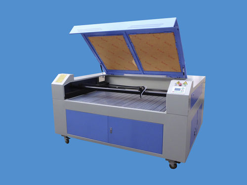 CO2 laser cutting and engraving machine 1200 x 800 mm | PC-1280L Jinan Penn CNC Machine CO.,Ltd.