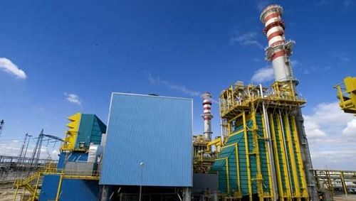 combined cycle power plant 12.665 MW ANSALDO ENERGIA