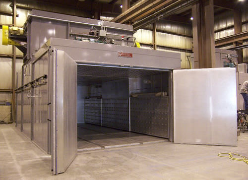 composite curing oven 75 - 500 &deg;F Wisconsin Oven