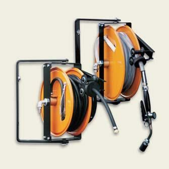 compressed air hose reel RM series Cavotec