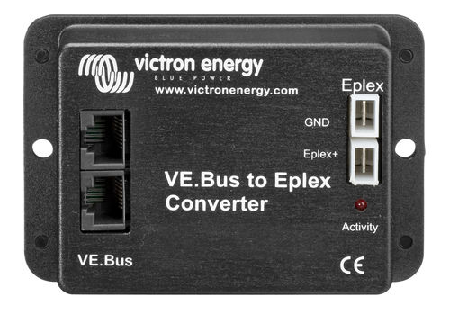 control panel VitronView Victron Energy